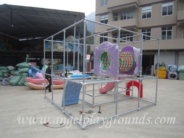 indoor playground factory