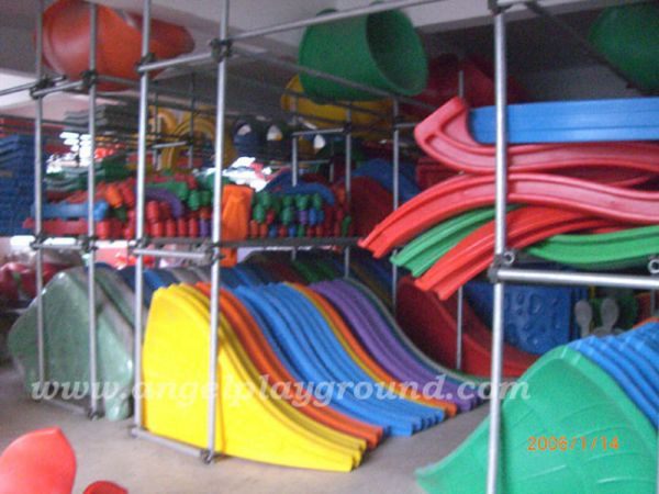 plastic playground factory