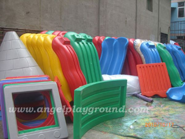 outdoor playground manufacture