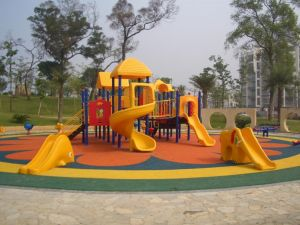 Do children need to wear outdoor playground uniforms while playing